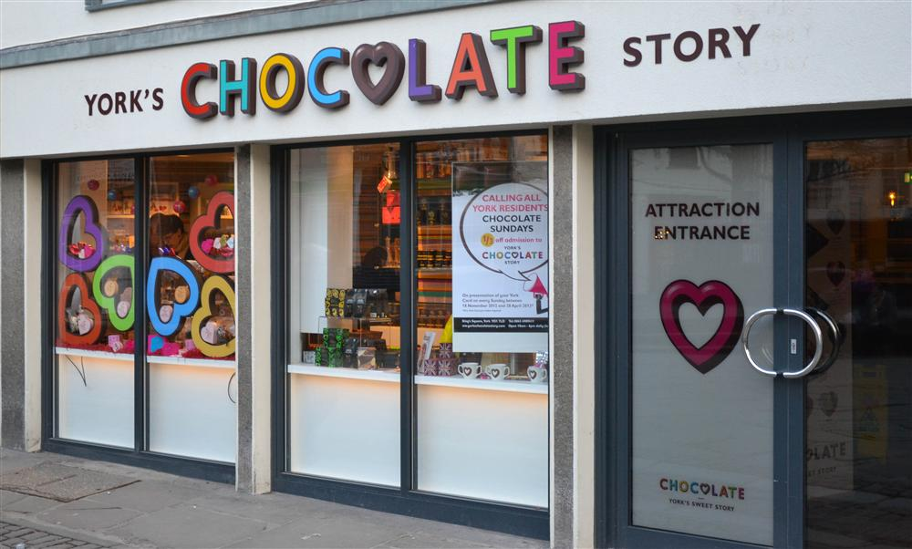 Chocolate-Story