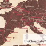 Cioccolato attrattore culturale e turistico in Europa:  il comitato scientifico di The Chocolate Way è operativo